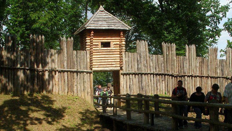 Wioska słowiańska - wycieczka do przeszłości