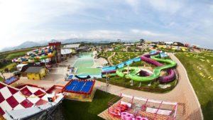Event firmowy w Tatralandii - największym parku wodnym na Słowacji