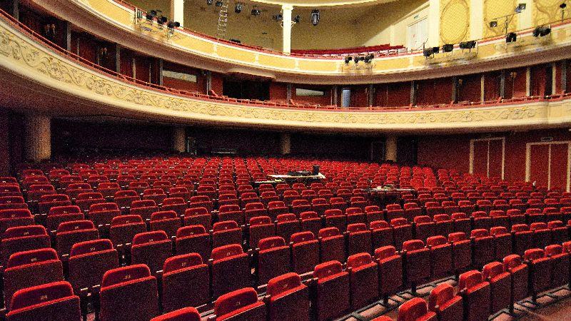 Organizacja koncertu w Teatrze Wielkim - Operze Narodowej w Warszawie